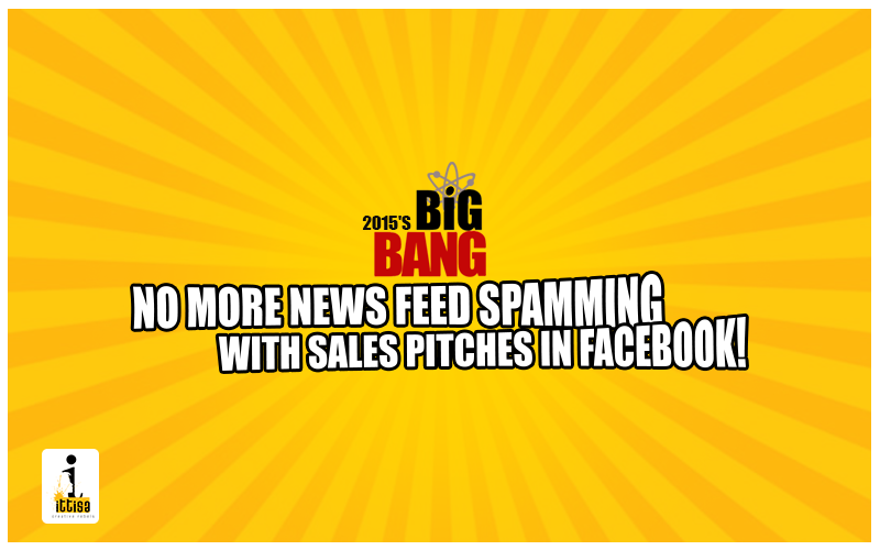 News Feed Spams in facebook