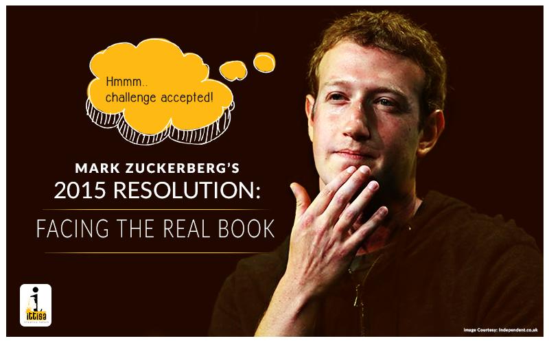 Mark Zuckerberg 2015 Resolution