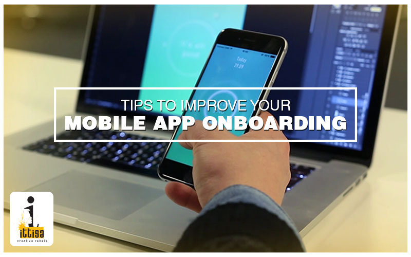 Improve mobile app onboarding