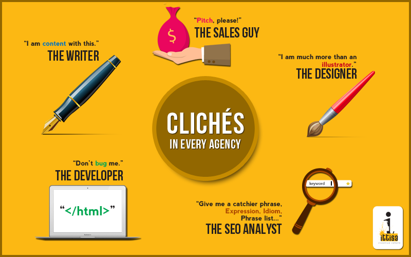 Cliches in Digital Marketing Agency