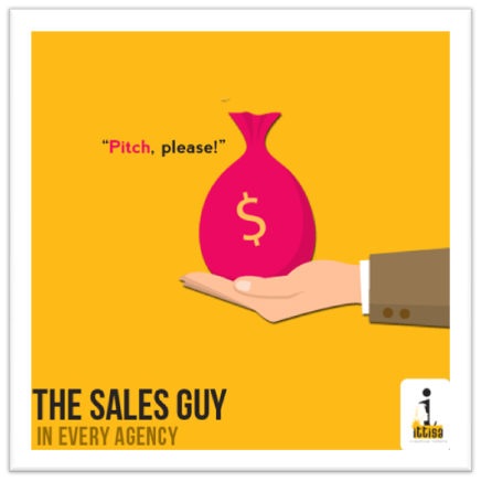 sales guy