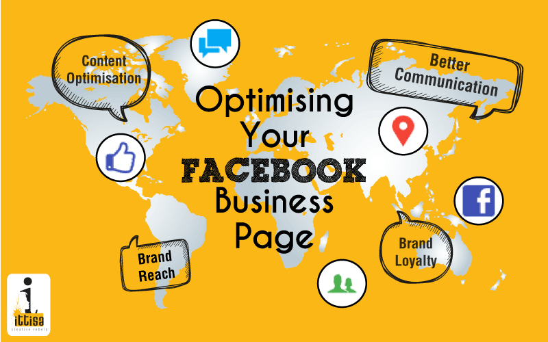 How to optimize Facebook business page