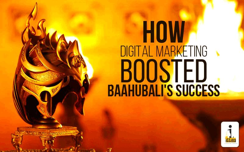 baahubali digital presence