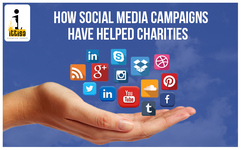social media campaigns for charities