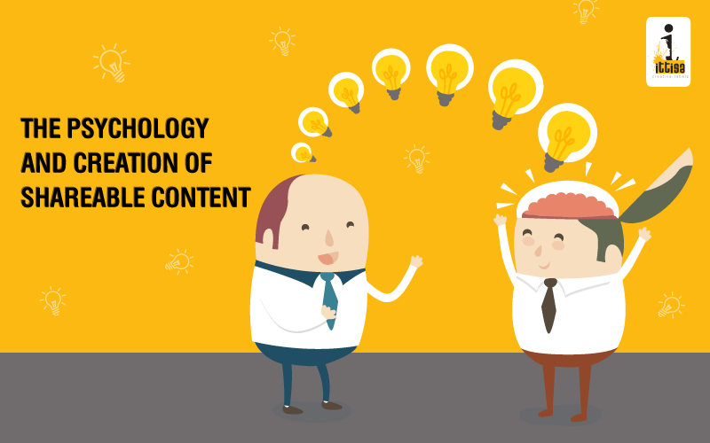 psychology of shareable content