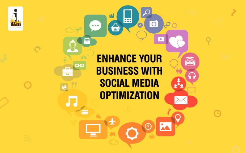 Social Media Optimization for business