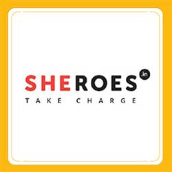 Ittisa at Sheroes
