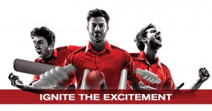 Nissan World Cup T20 Marketing campaign