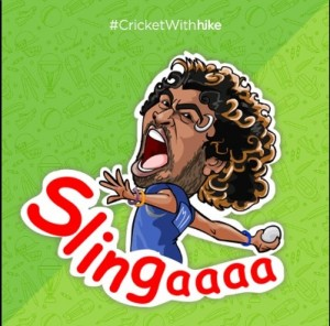 Hike Messenger Cricket Marketing Campaign