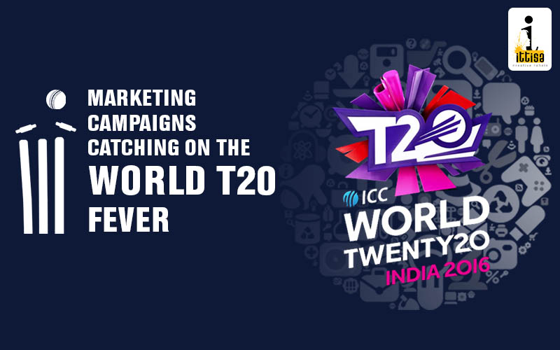 Marketing campaign for T20 World Cup