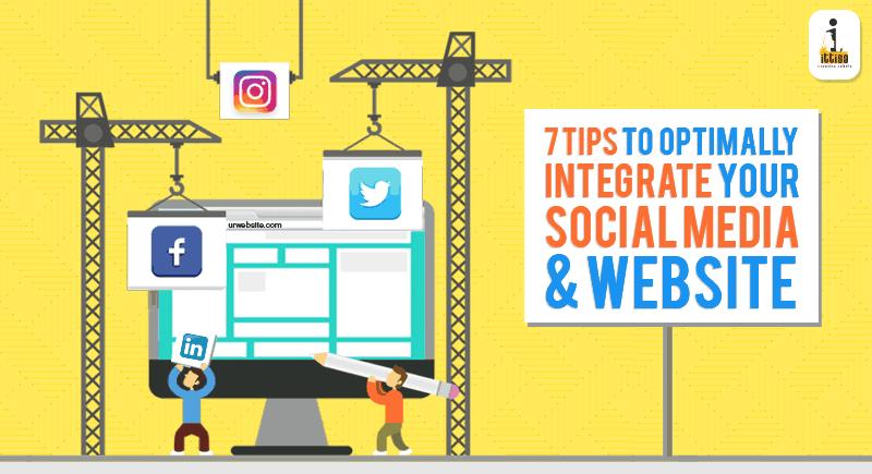 Social Media Integration On Website