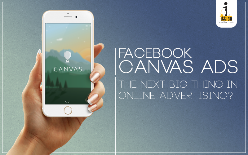 facebook canvas Ads in social media marketing