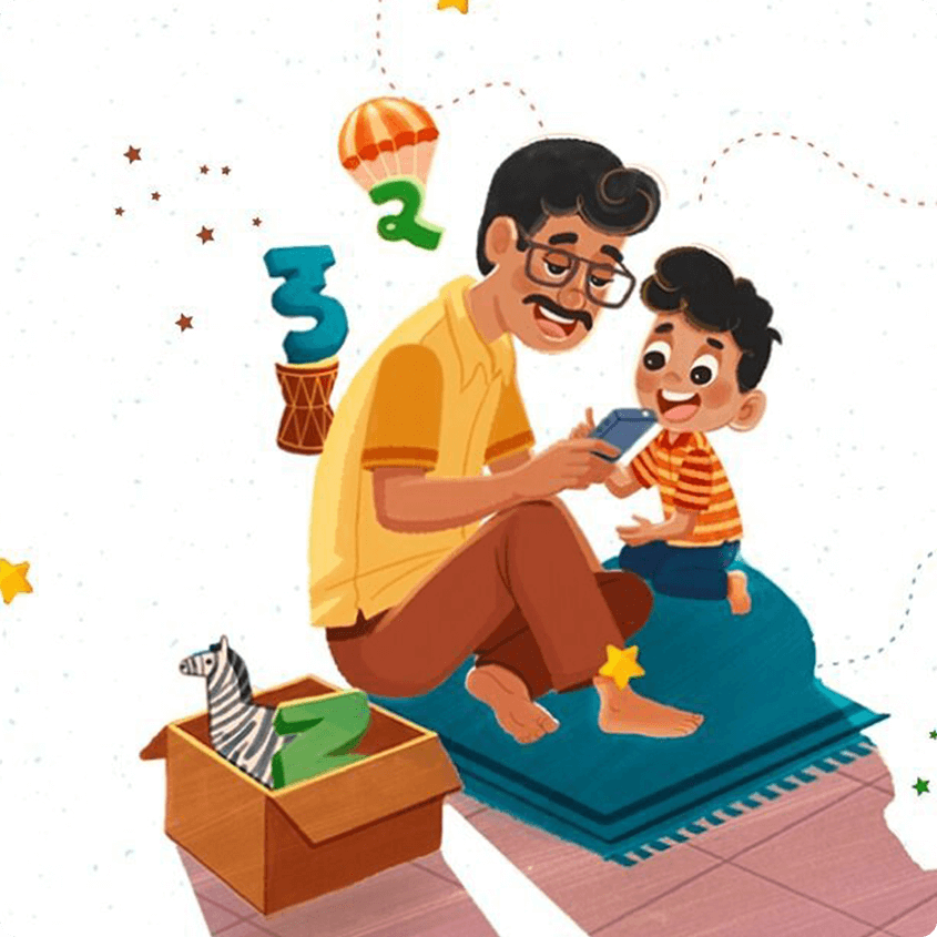 Read to kids by World Reader