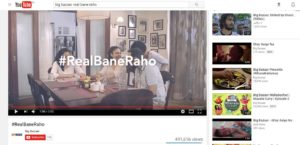 Big Bazaar Friendship day Campaign #RealBane Raho