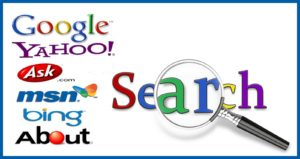 Search Engine working