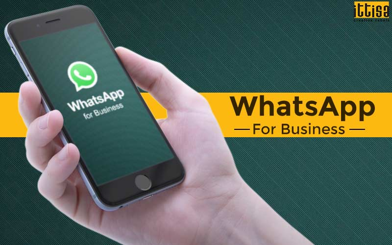 Introduction of WhatsApp For Business