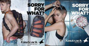 Fastrack branding