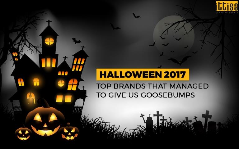 Halloween brand campaign 2017