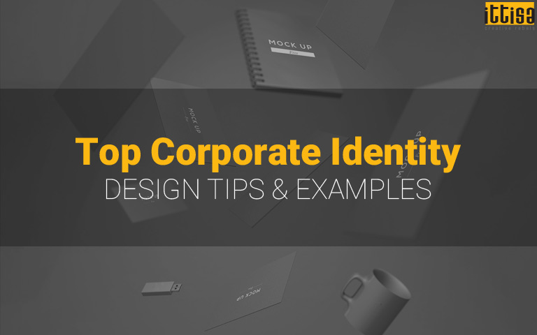 corporate identity design tips examples