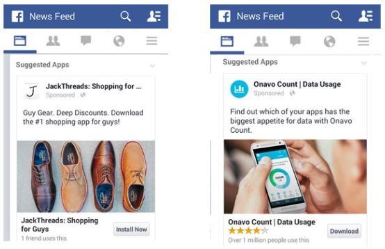 social media platform for ads