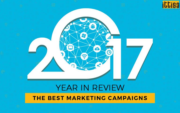 social media campaigns of 2017
