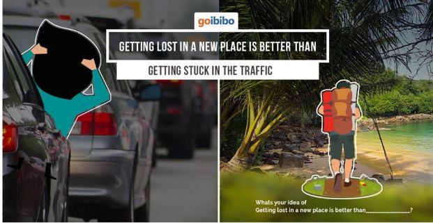 Goibibo online yatra portal