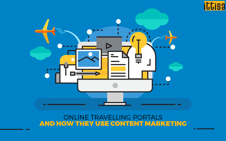 content marketing for travelling portals