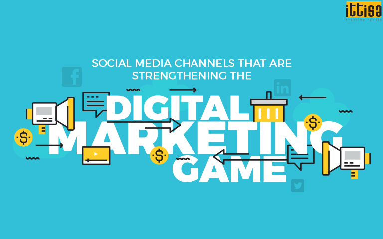 Social Media Channels in Digital Marketing