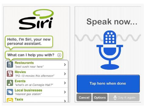 Artificial intelligence Voice recognition