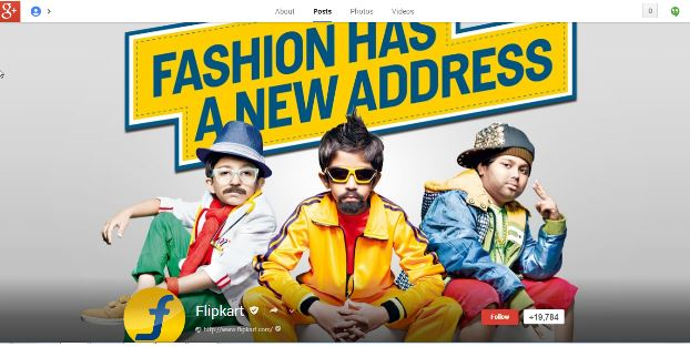 flipkart Use of Digital Media