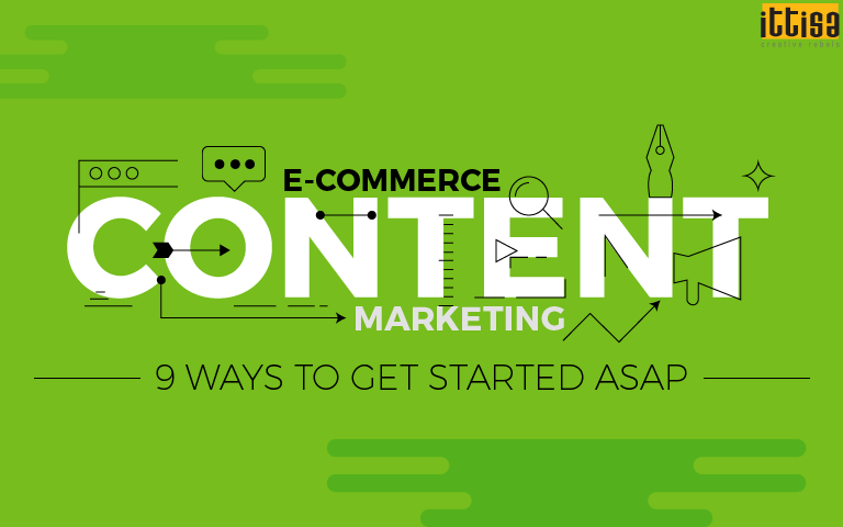 E-Commerce Content Marketing Strategy