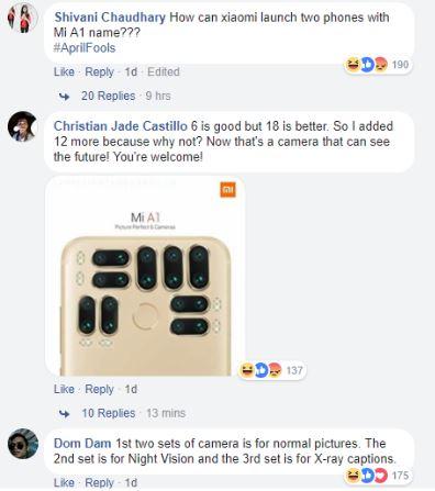Xiaomi mobile facebook