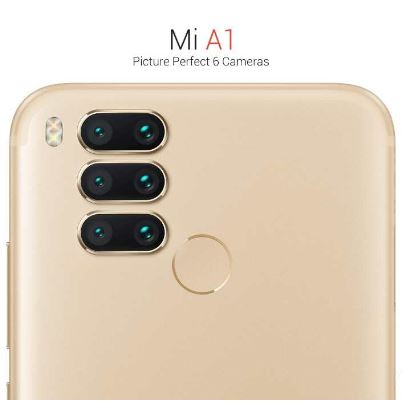 Xiaomi mobiles fool's day post