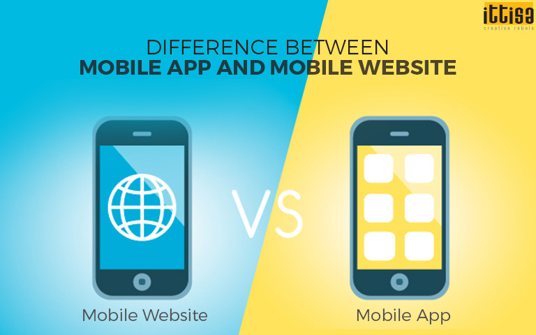 difference between mobile app and mobile website