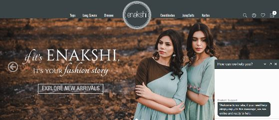 enakshi website