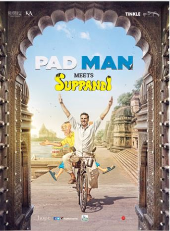 padman meets suppandi