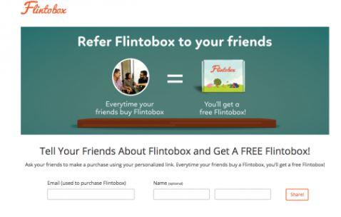 eCommerce referral marketing