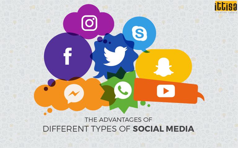 Different Types of Social Media