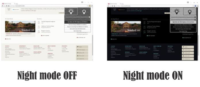 Night Mode Pro