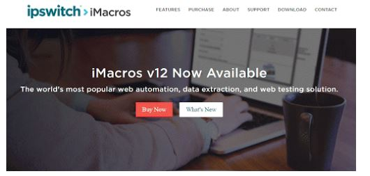 iMacros for Chrome