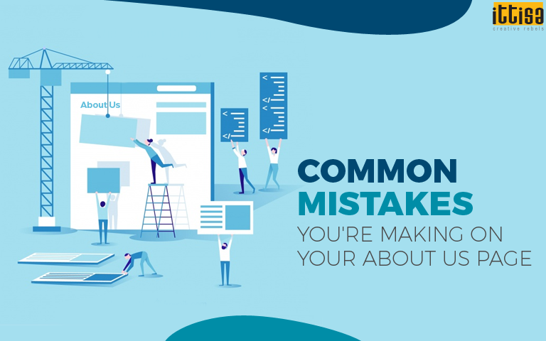 Common mistakes you're making on your About Us page