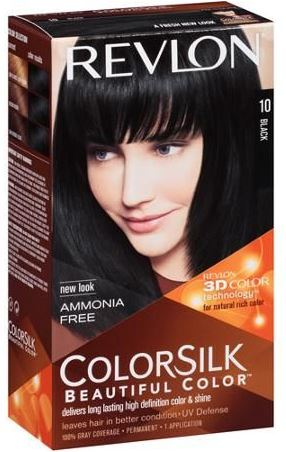 Revlon hair color product design