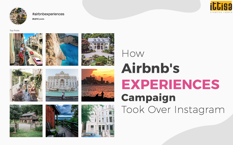 Airbnb's Experiences Marketing Campaign