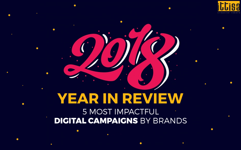Digital Campaigns by Brands