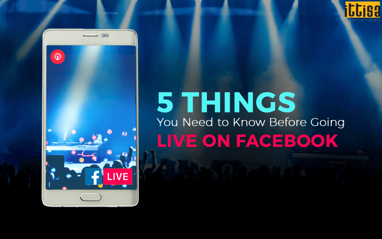 Facebook Live Things to Know
