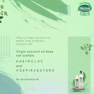 Nirmal Virgin Oil