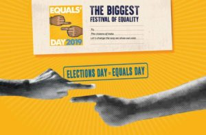 Flipkart equals day election campaign