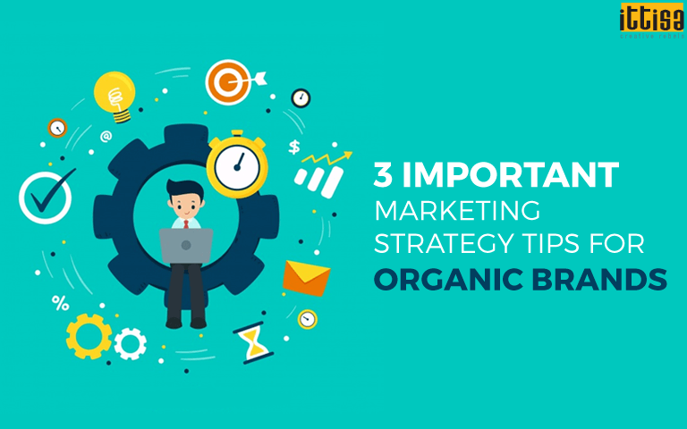 marketing strategy tips for organic brands