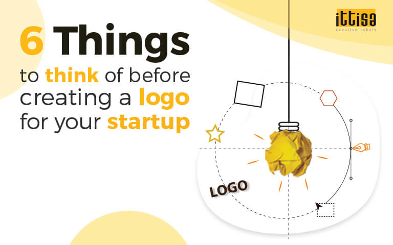 startup logo creation