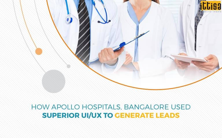 Apollo hospital UI UX design